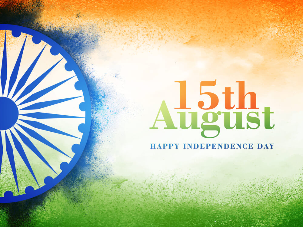 India Independence Day Images & Quotes for 15 August