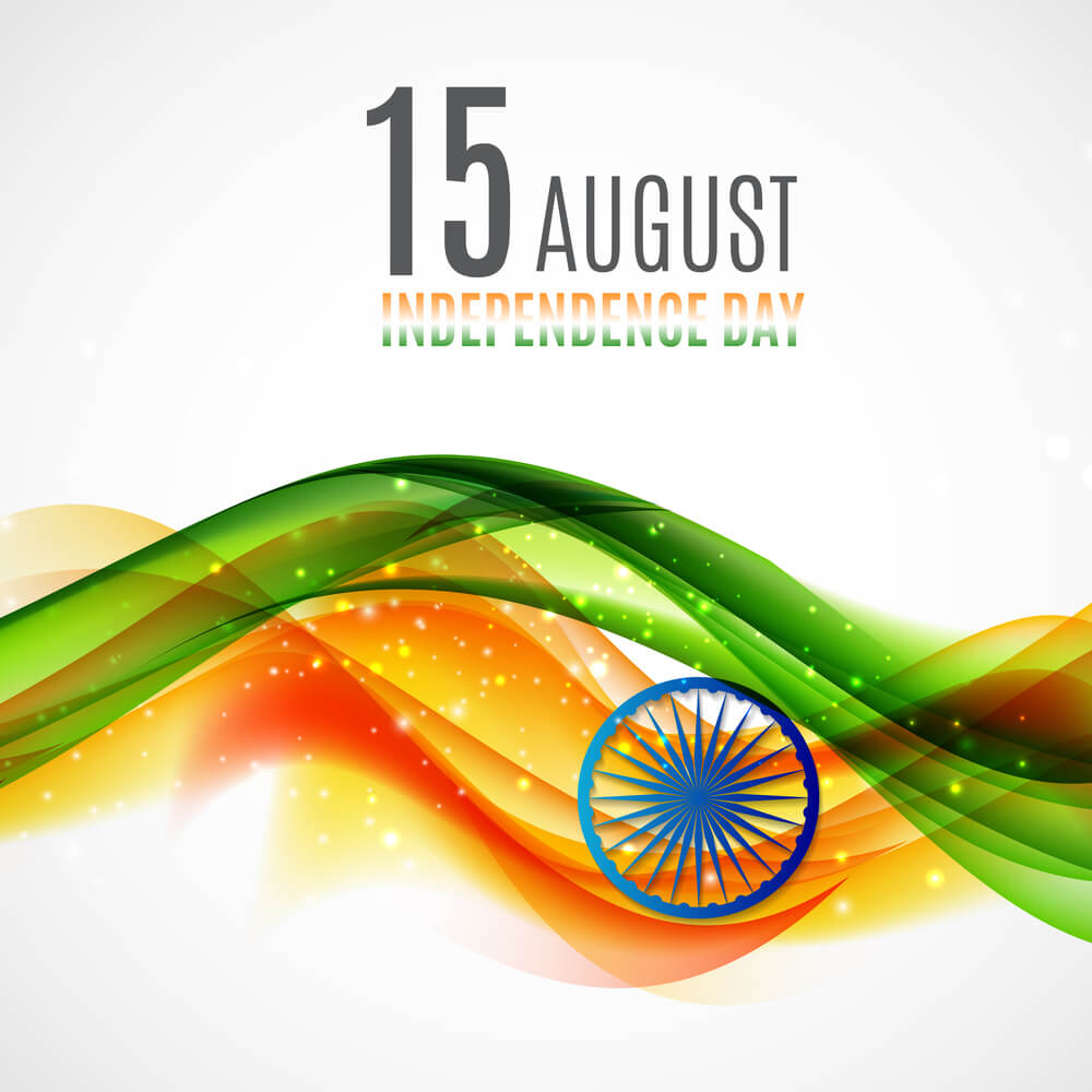 Independence Day Image for 15 August 2017